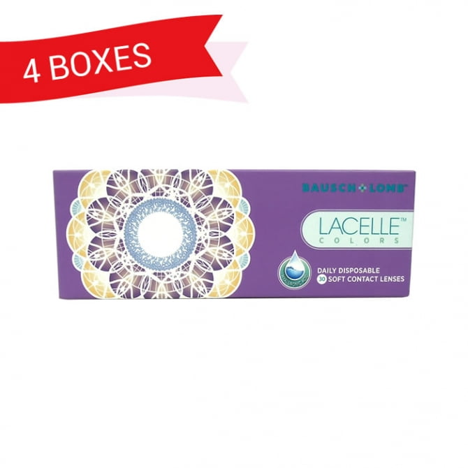 LACELLE COLORS (4 Boxes)