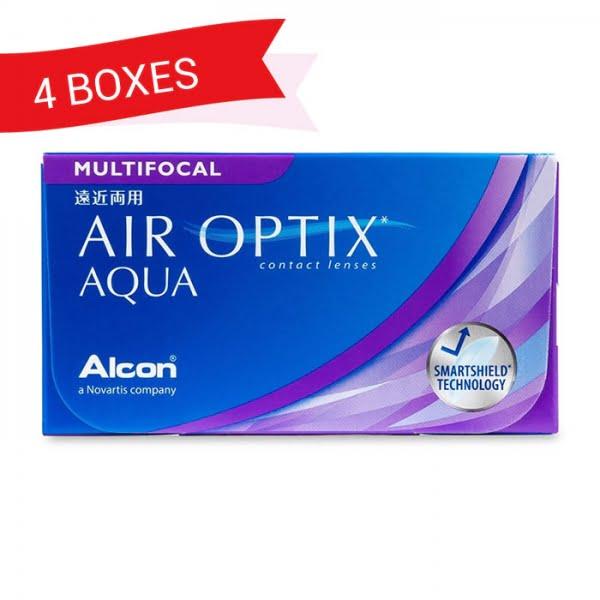 AIR OPTIX AQUA MULTIFOCAL (4 Boxes)