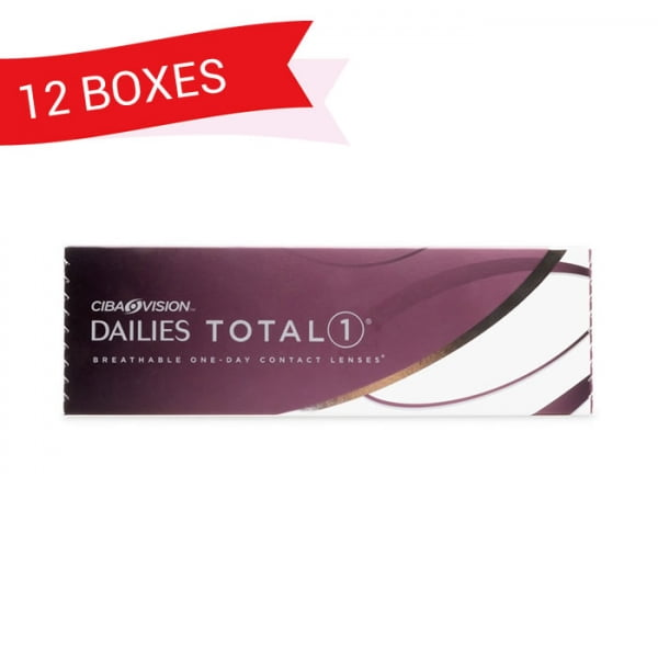 DAILIES TOTAL 1 (12 Boxes)