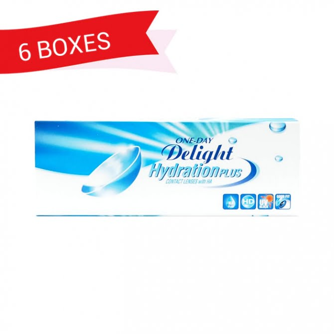 ONE-DAY DELIGHT HYDRATION PLUS (6 Boxes)
