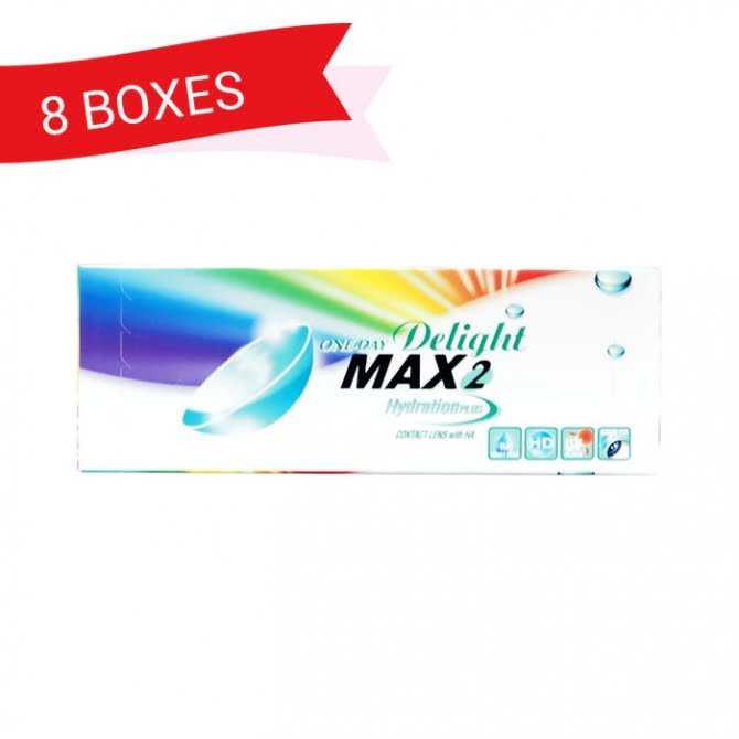 ONE-DAY DELIGHT MAX2 (8 Boxes)