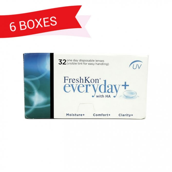 FRESHKON EVERYDAY+ (6 Boxes)