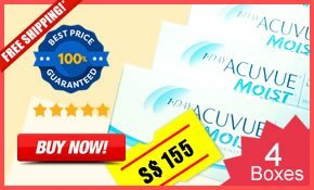 One Day ACUVUE Moist