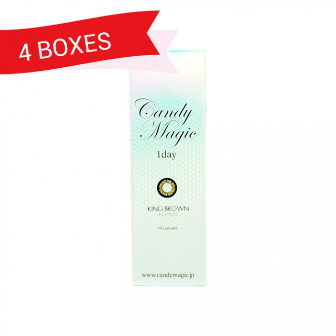 CANDY MAGIC 1 DAY (4 Boxes)