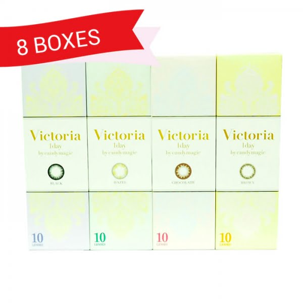 VICTORIA 1DAY BY CANDY MAGIC (8 Boxes)