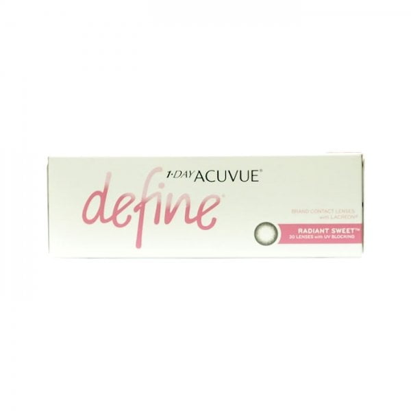 1-DAY ACUVUE DEFINE RADIANT SWEET