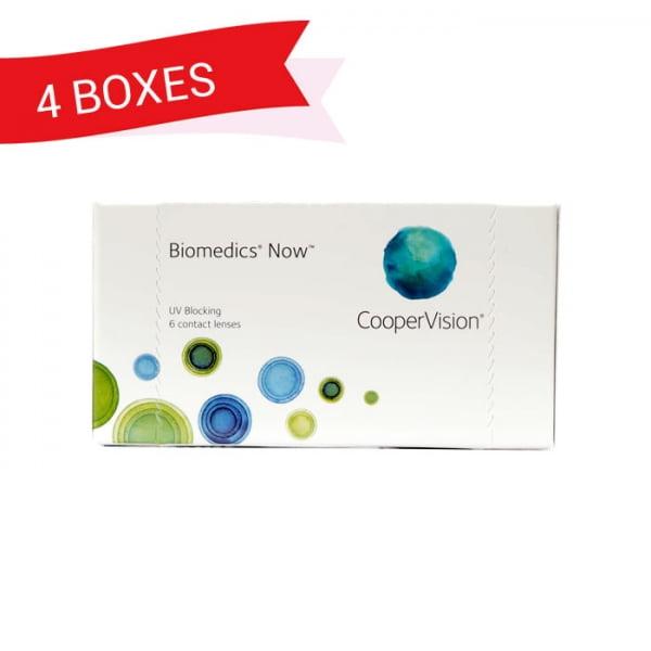 BIOMEDICS NOW (4 Boxes)