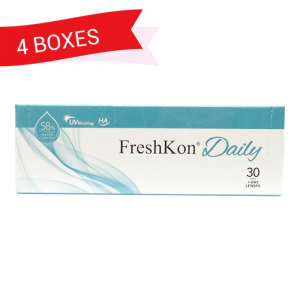 FRESHKON DAILY (4 Boxes)