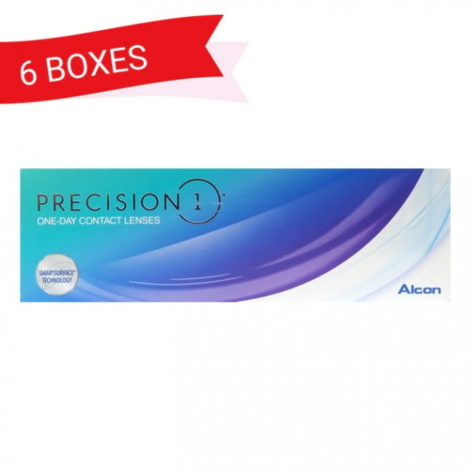 Precision 1 Day (6 Boxes)