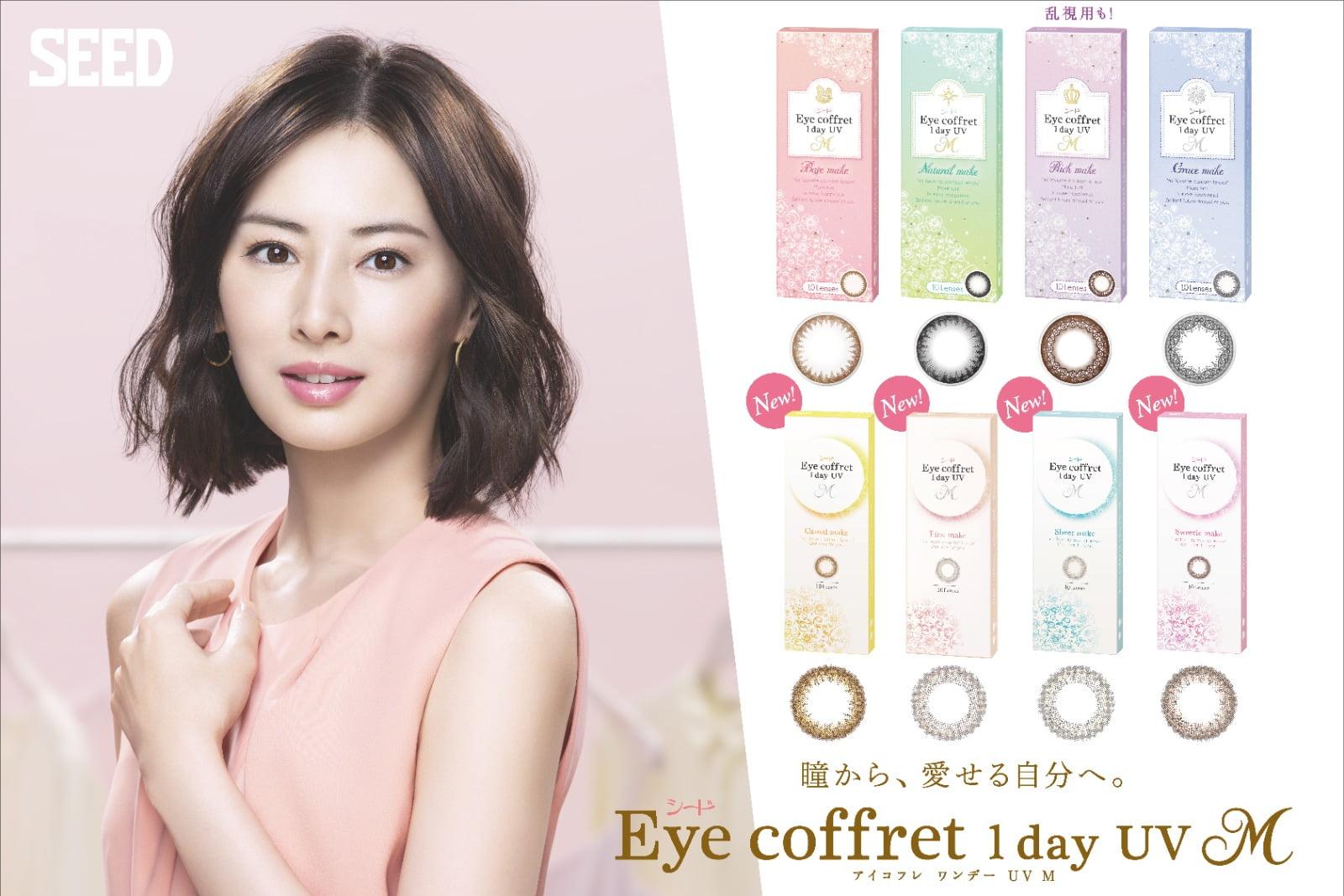 Eye Coffret 1 Day UV M