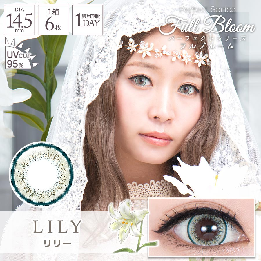 Perfect Series Full Bloom 1 Day - Lily