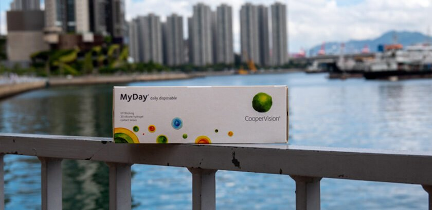 Unveiling CooperVision's MyDay